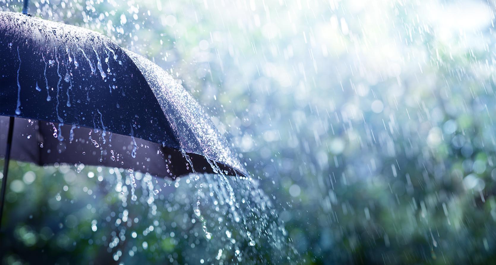 opvangen van regenwater